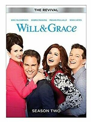 Will & Grace: The Revival: Season Two [New DVD] 2 Pack
