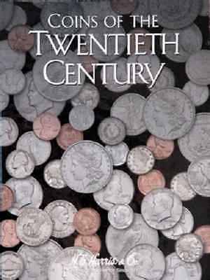 Coins of the 20th Century Coin Folder Album by H.E. Harris