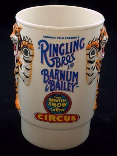 Ringling Brothers Circus Cup Ebay