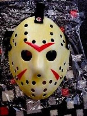 Dress Up For Halloween (Jason Voorhees Mask - Use It For Dress Up - Halloween - Cosplay - Your)