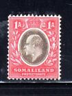 Protectorate Somaliland Protectorate Stamps without Modified Item