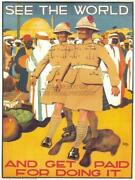 British Army Poster