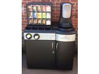 Flavia Creation 400 Titanium Coffee Hot Chocolate Vending Machine