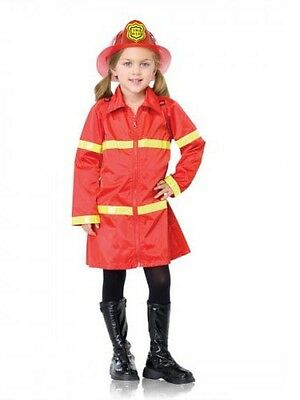 ENCHANTED COSTUMES FIRE GIRL HALLOWEEN COSTUME CHILD SIZE MEDIUM 8-10](Fire Girl Costume Halloween)