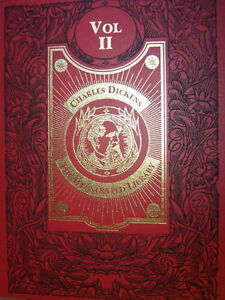 CHARLES DICKENS THE ILLUSTRATED LIBRARY VOLUME II