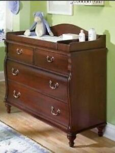High Quality Dresser/Change Table + Armoire + Bookshelf