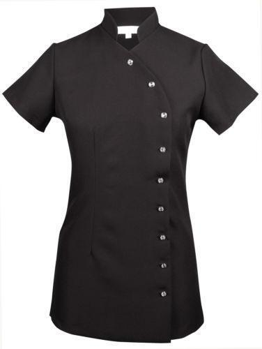 Salon uniform ebay for Uniform for spa staff