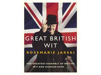 Great British Wit Paperback – 3 Nov 2005 by Rosemarie Jarski