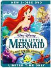 Little Mermaid DVD New
