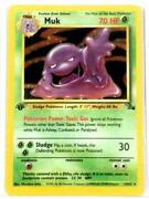 Muk Pokemon Card