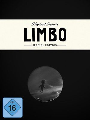 Limbo - Collector´s Edition (Special Edition) Pc !!!!!! Neu+ovp !!!!!!
