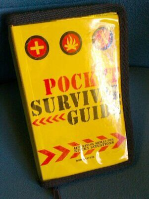 Pocket Survival Guide: Life Saving Skills for Stick... by Beattie, Rob Paperback