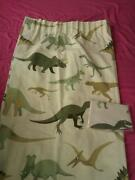 Dinosaur Curtains