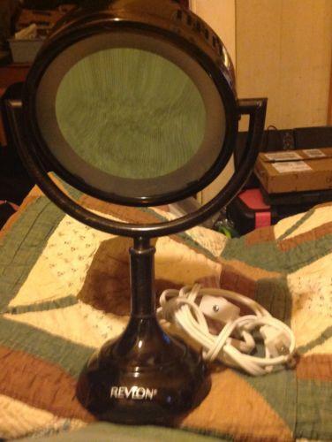 Revlon Lighted Makeup Mirror   eBay