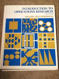 Introduction to operations research ebay also shop in books introduction to operations research fandeluxe Choice Image