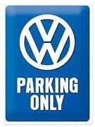 VW Schild