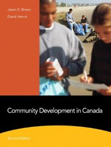 Community Development in Canada 2nd edition