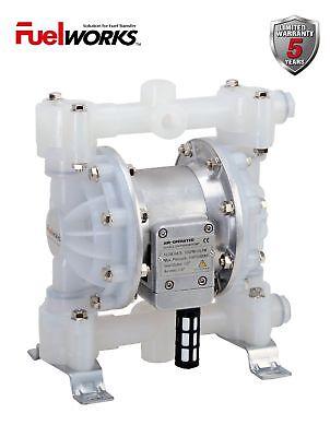 Fuelworks 12gpm 12 Pp Diaphragm Pump-viton
