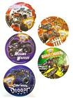 Monster Truck Stickers