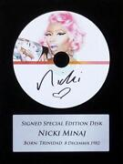 Nicki Minaj Signed