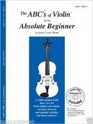 Violin Beginner Book