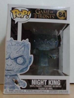 NEW Funko TV: Game of Thrones-Crystal Night King w Dagger in Chest Action Figure