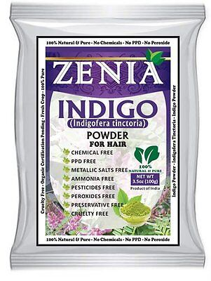 Buy Hair Dye - Buy 6 Get 1 Free 50g Indigo Powder Indigofera Tinctoria Hair Dye Black 2018