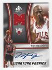 Michael Jordan Autograph Basketball Cards