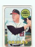 Boog Powell Baseball Card