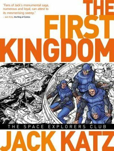 The First Kingdom, Vol 5 - The Space Explorer