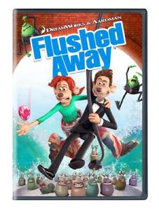 Flushed Away DVD (Bilingual) - New in sealed package