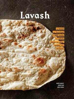 Lavash by Kate Leahy (author), John Lee (author), Ara Zada (author)