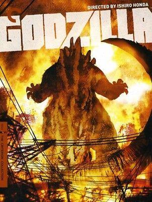 Godzilla (1954) (Criterion Collection) [New DVD] Black & White, Full Frame, Mo