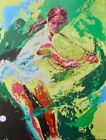 Leroy Neiman Green Art