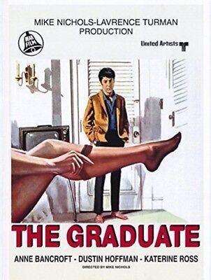 Die Reifeprüfung - The Graduate (1967)   US Import Filmplakat Poster 68x98 cm