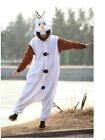 Olaf Snowman Unisex Costumes