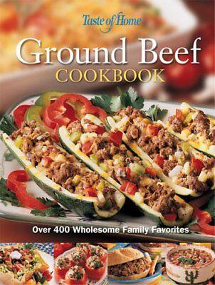 Taste Of Home Ground Beef Cookbook