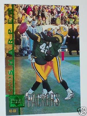 Rare 1997 98 Upper Deck Shopko Darren Sharper Rc Saints