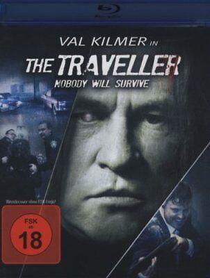 The Traveller - Nobody Will Survive ( Horror-Thriller BLU-RAY ) - Val Kilmer NEU