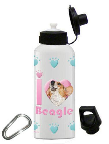 Beagle Water Bottle
