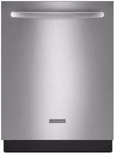 24'' Stainless steel Dishwasher, KitchenAid
