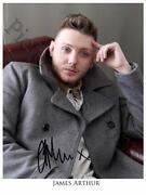 James Arthur Signed