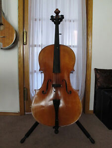 Learn Cello