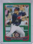 2012 Bowman Chrome Bryce Harper 214