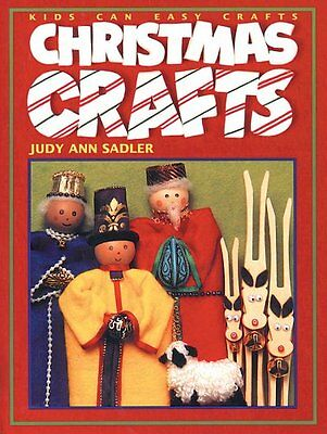 Christmas Crafts (Kids Can Easy Crafts) - Easy Kids Christmas Crafts
