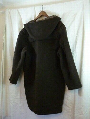 Manteau anglais homme duffle coat churchill t 46 marron très bon état