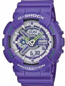 Casio G shock Japan import GA-110DN-6ADR