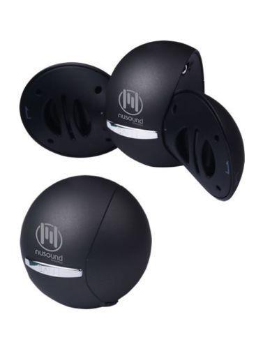Nusound Ball Wireless Blutooth Portable Speaker NU-PR6BK