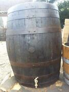 Oak Barrel