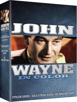 John Wayne - John Wayne in Color Giftset [New DVD] Boxed Set, Full Frame